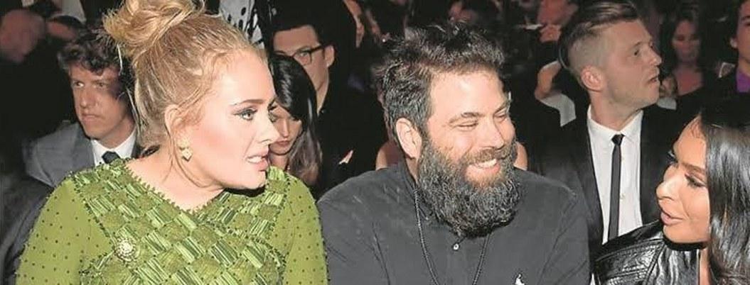 Adele se divorcia tras 7 años de matrimonio; pide custodia de su hijo