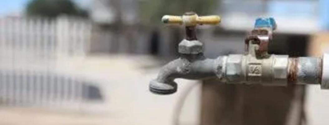 Falta de agua afecta a escuelas en Tijuana