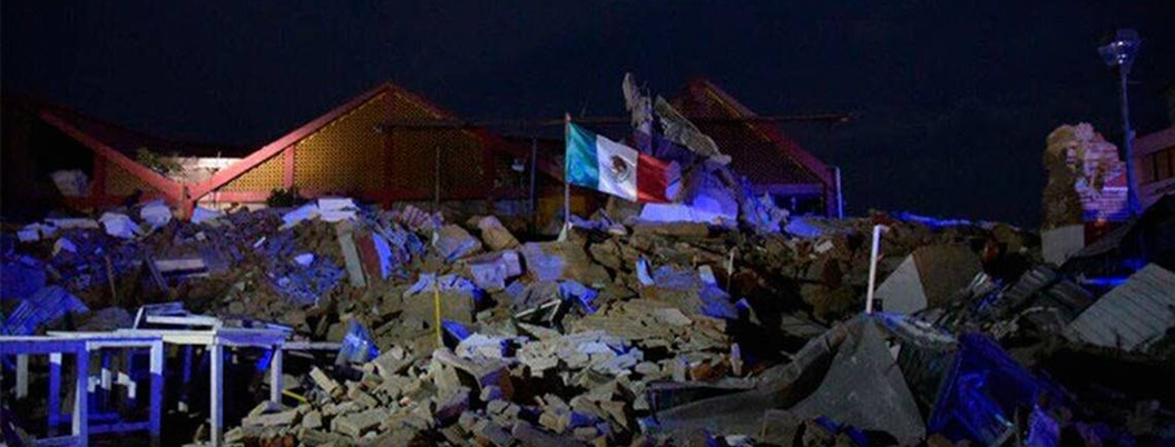 Aseguradas contra sismos, sólo 7% de las viviendas en México