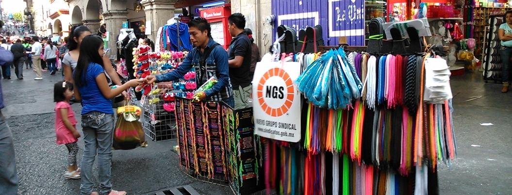 Darán créditos sin intereses para apoyar a comerciantes ante crisis