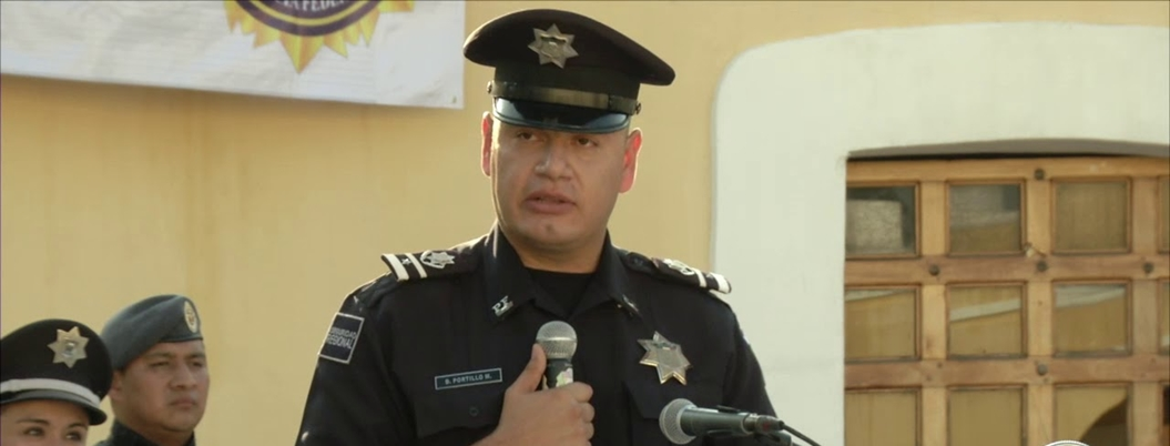 Trabajan con normalidad policías involucrados en muerte de comerciante