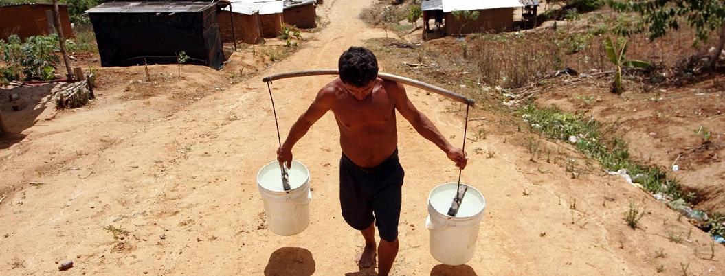 Estrés hídrico, un problema que ya sufren 23 estados de méxico