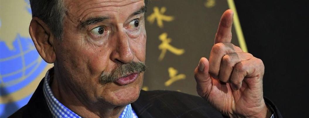 """""""El país está hecho un desmother"""": Vicente Fox, el analista político"""