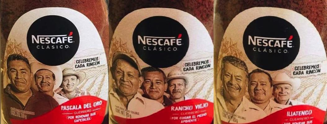 Nescafé celebra el café de Guerrero mientras Astudillo lo olvida