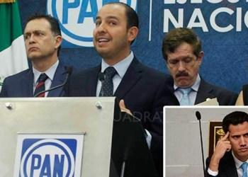 PAN Juan Guaidó