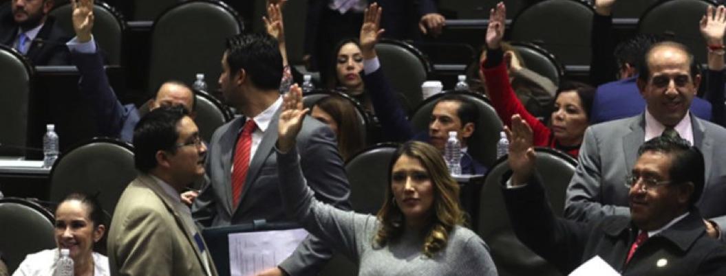 PRI, en Babia, sólo atina a pedir que AMLO rinda informe en Congreso