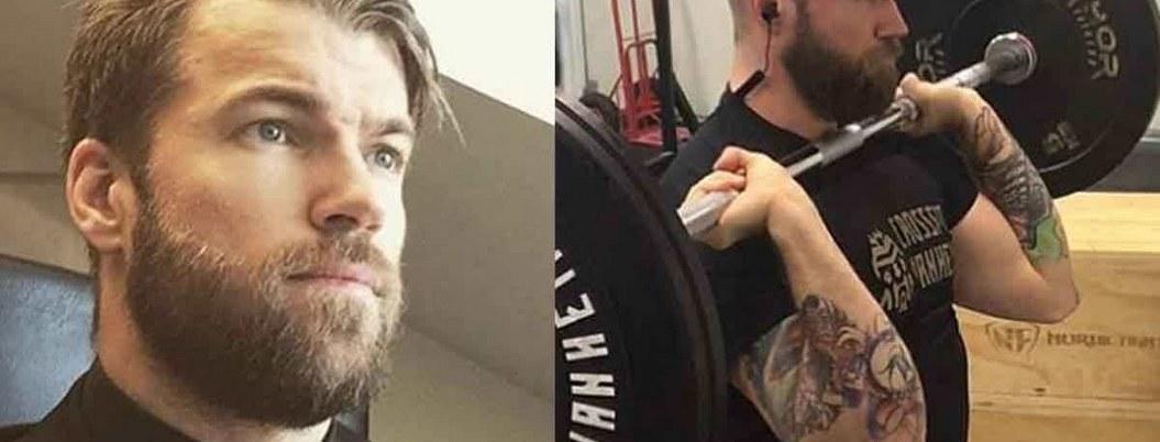"""Sacerdote fitness enamora las redes; lo comparan con """"Thor"""""""