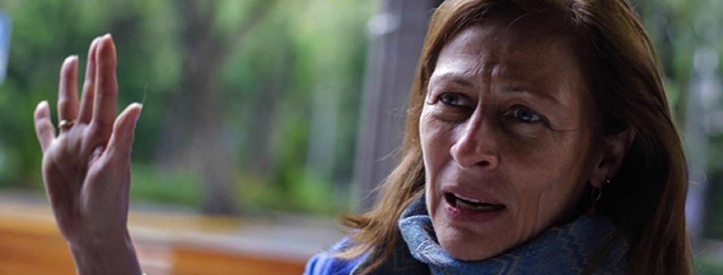 Reclaman a Tatiana por inseguridad; ella no sabe que es CJNG