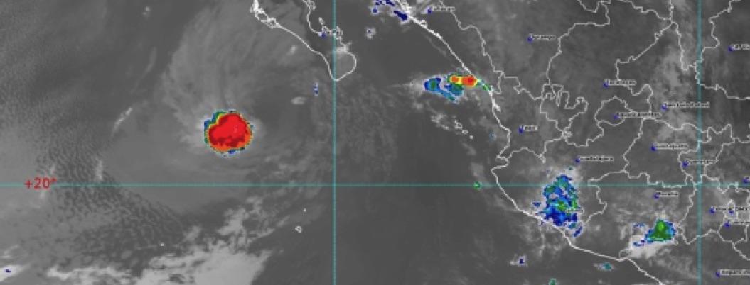 Tormenta Mario se acerca peligrosamente a Baja California Sur