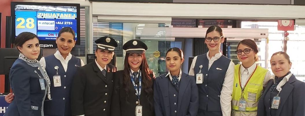 AMLO deja en manos de Interjet futuro de la piloto terrorista