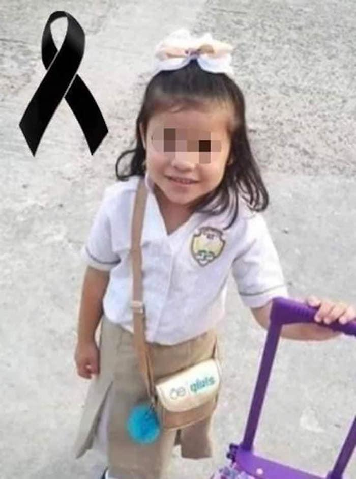 Xime, de 6 años, fue secuestrada y asesinada en Chiapas