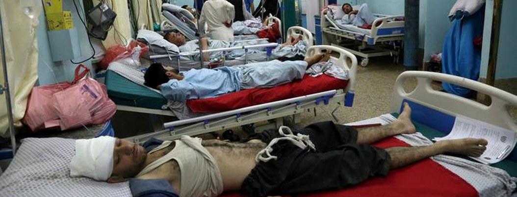 Atentado en Kabul: tractor con explosivos mata a 16 y deja 119 heridos