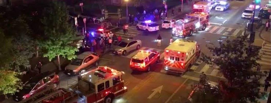Tiroteo cerca de la Casa Blanca deja una persona muerta y 5 heridos