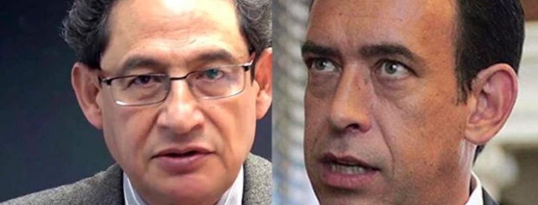 Moreira se sale con la suya y le imponen multa millonaria a Sergio Aguayo