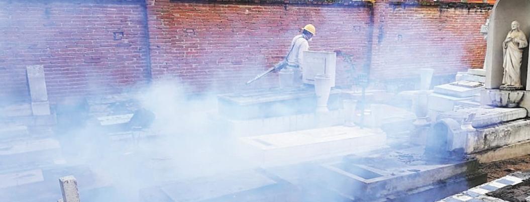 Registran 118 casos de dengue en Chilpancingo