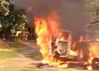 CJNG mató 14 policías estatales durante emboscada en Aguililla 8