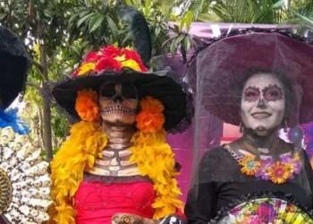 Preparan quinta edición del Festival Cultural por las Almas en Coatlán 9