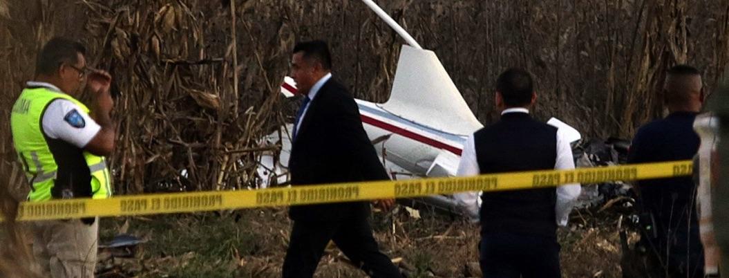 Helicóptero de Erika Alonso hizo tres viajes un día antes del accidente
