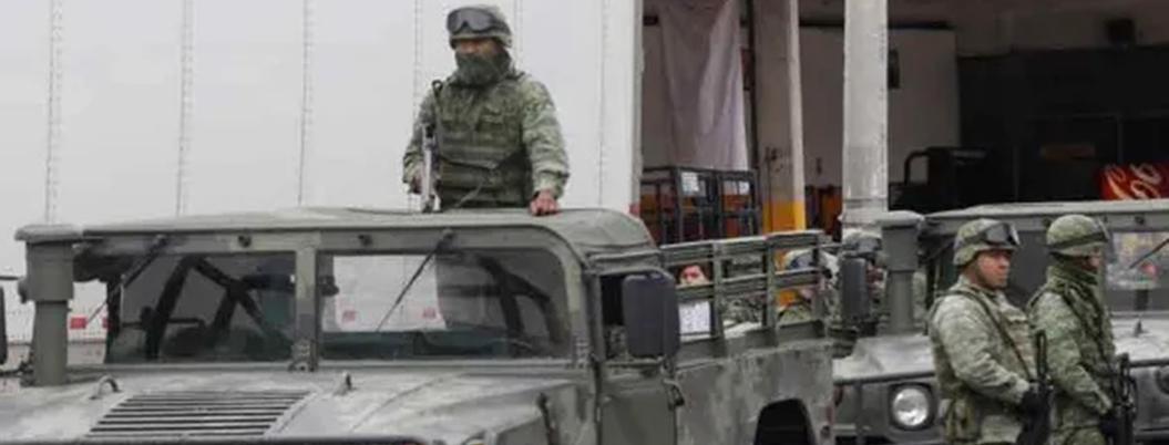 México compró carros de guerra inservibles en 2018