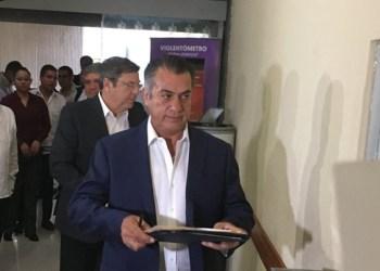 """""""Bronco falló en inseguridad y corrupción"""", señalan diputados locales 6"""