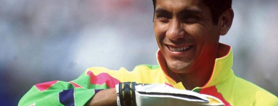 De acapulco para el mundo; Jorge Campos cumple 53 años