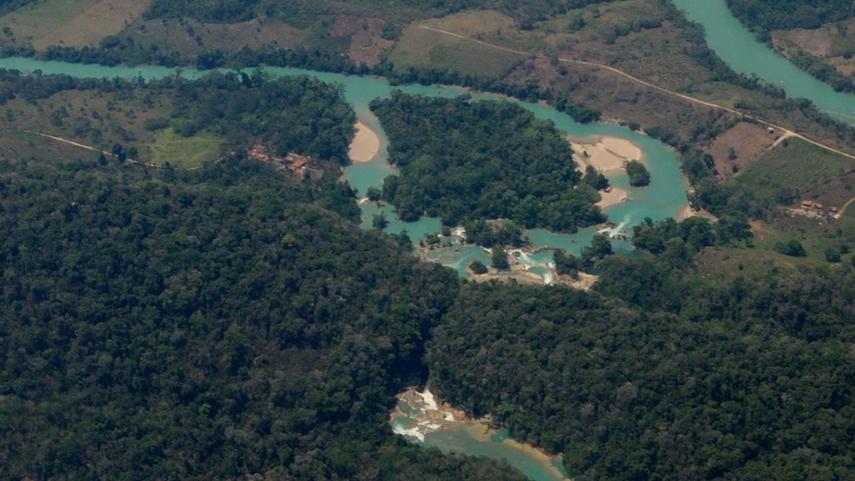 Selva Lacandona, el paraíso que depredan los mexicanos 1
