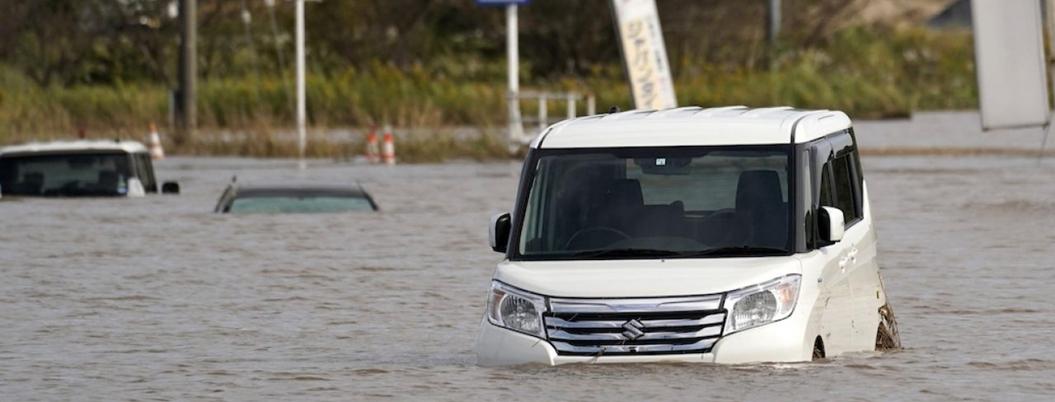 Lluvias torrenciales dejan 10 muertos en Japón