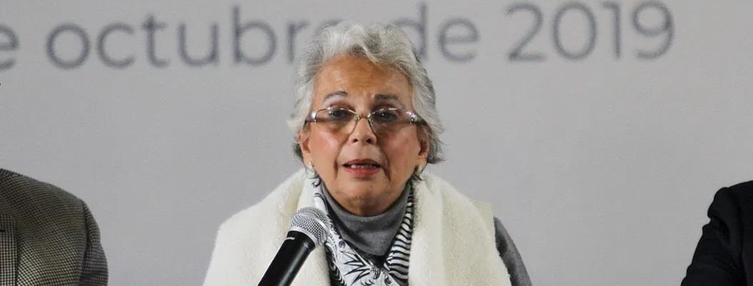 Sánchez Cordero niega que en Tamaulipas haya narcoterrorismo