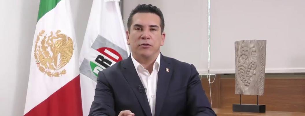 Obrador no debe pactar con los criminales, señala Alejandro Moreno