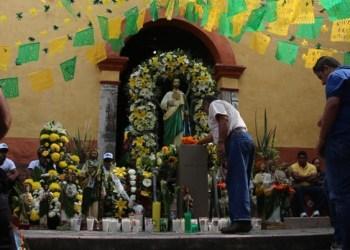 Fieles celebran a San Judas Tadeo en Cuernavaca 8