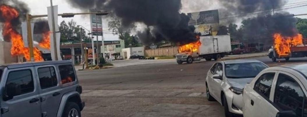 Pifia de fuerzas federales en Culiacán baja perspectiva de crecimiento