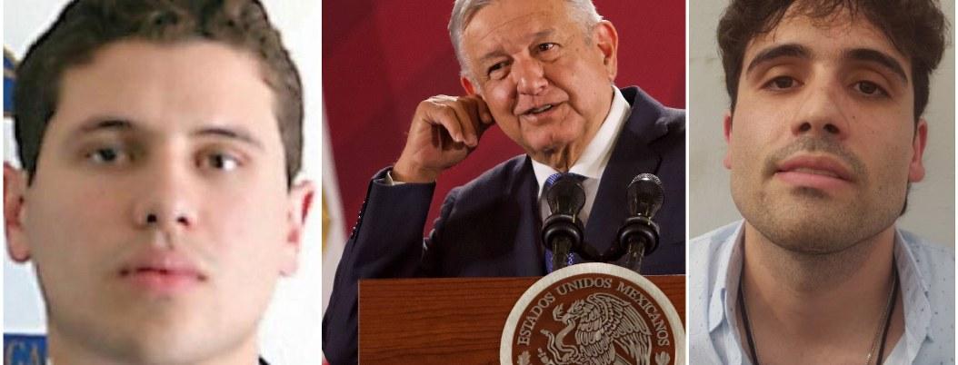 """La amenaza del """"Chapito"""" para que Obrador liberará su hermano Ovidio"""