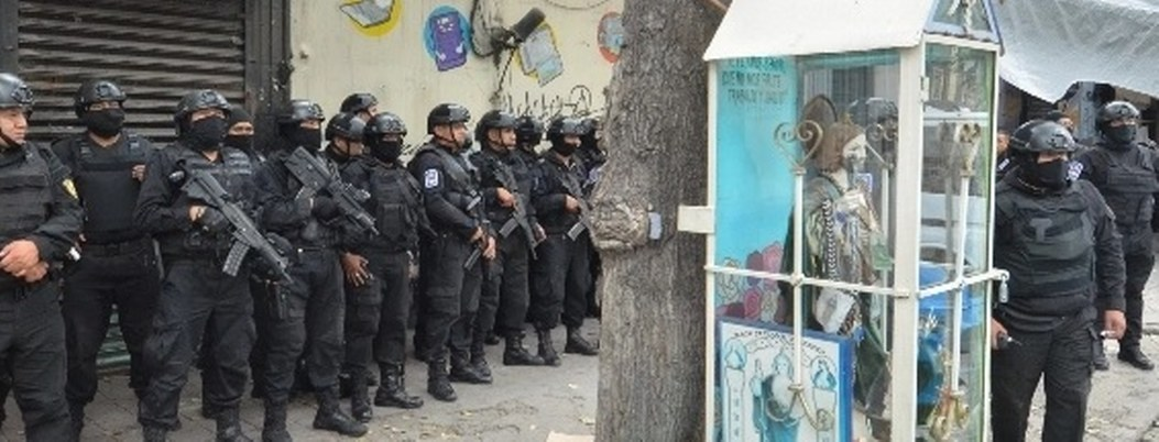 Policías inflitrados en la Unión de Tepito impidieron captura del Lunares