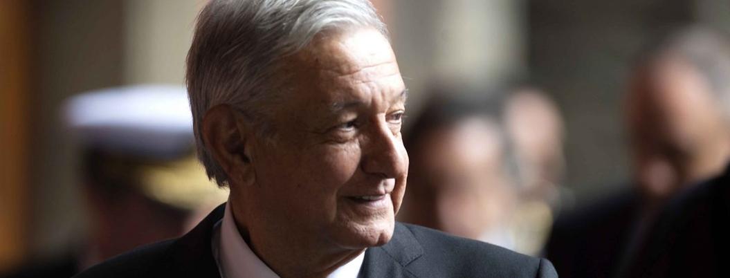 """""""No malgasto el dinero de los mexicanos"""", afirma López Obrador"""