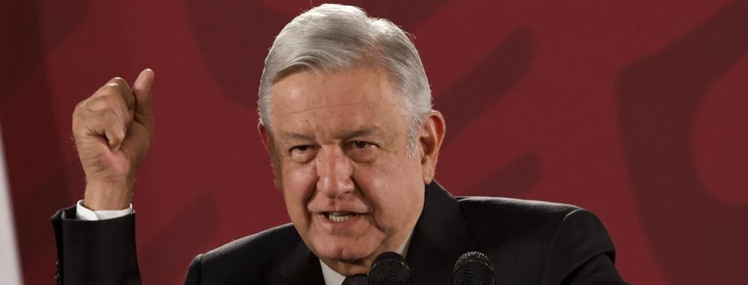 """""""Tengo el poder suficiente para combatir al crimen"""", afirma Obrador"""