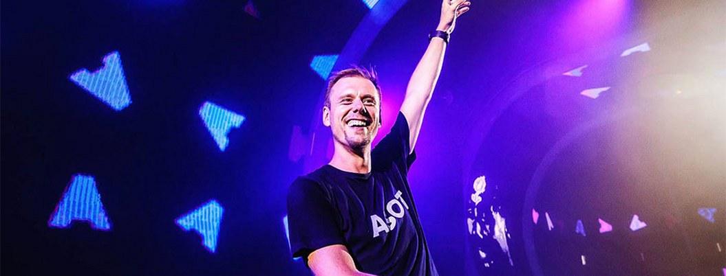 Armin Van Buuren, regresará a México para el Electric Daisy Carnival 2020