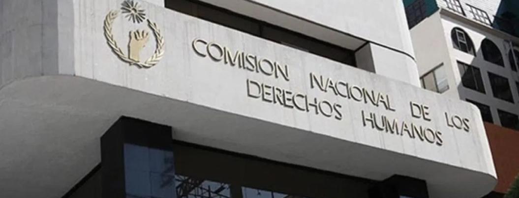 CNDH pide a localizar a hijo del vocero de los padres de los 43