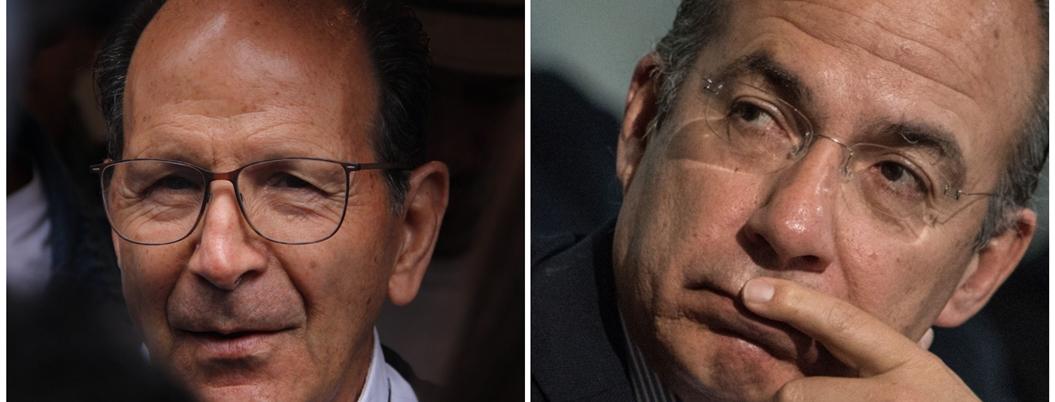 """Calderón llama """"curita de cuarta"""" a Alejandro Solalinde"""