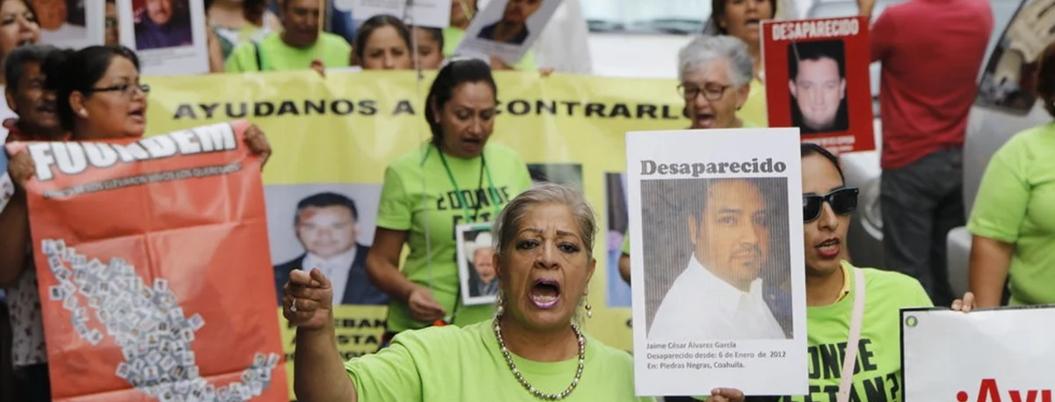 Colectivo busca a desaparecidas en Aldama, Chihuahua