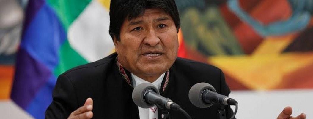 Evo Morales denuncia intento de golpe de estado ante la OEA