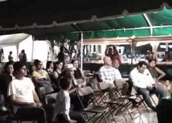 Municipio maltrata a expositores de Feria del Libro de Chilpancingo 4