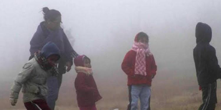 Registran temperatura de 9 grados en Sierra de Guerrero 1