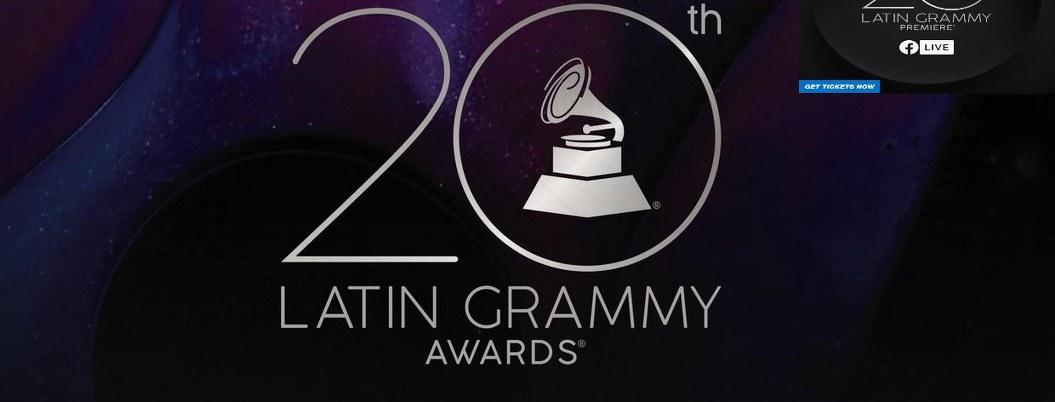 Grammy Latinos 2019 celebran su 20.ª edición este jueves 14