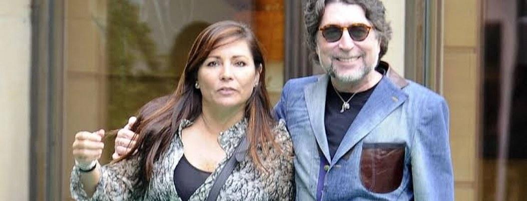 Joaquin Sabina se casa con Jimena Coronado tras 20 años de relación