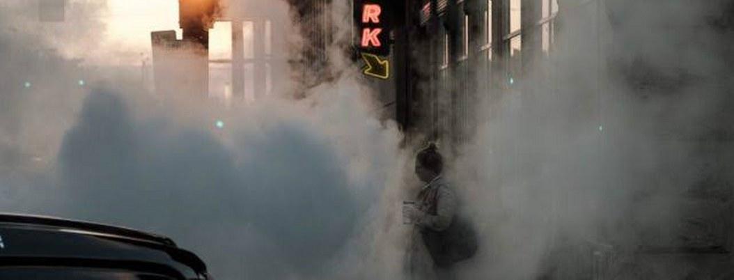Nueva Delhi se encuentra sumida en una nube tóxica