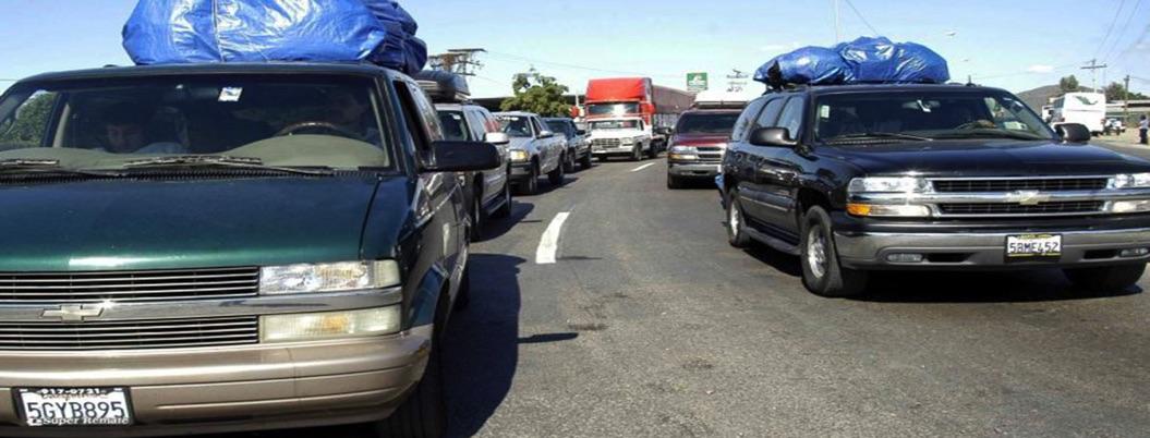 Criminales extorsionan a paisanos para cruzar de EU a México
