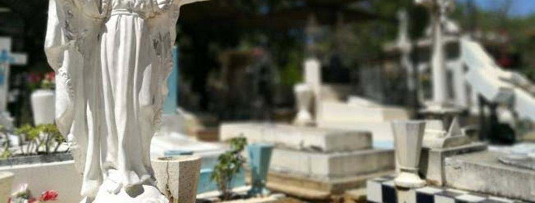 Muertos no tienen derecho a última morada en pueblo de Oaxaca