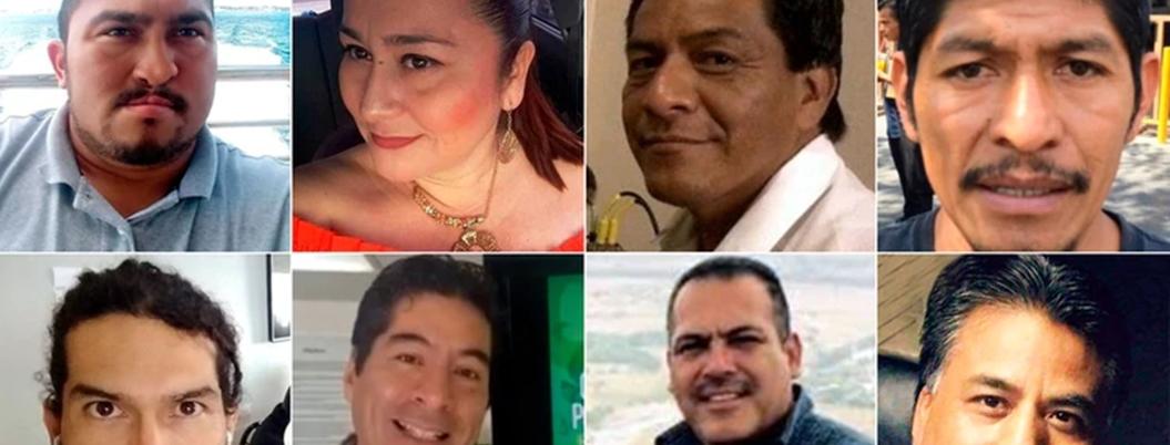 Comisión internacional investigará asesintos de periodistas en México