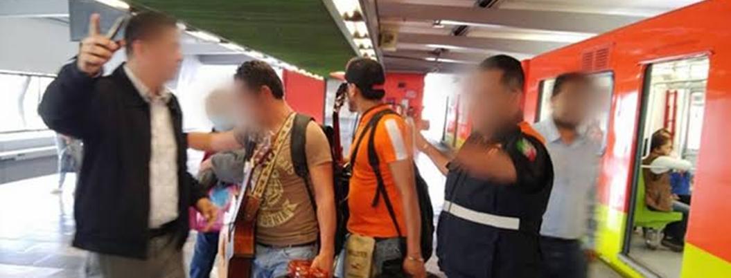 Disminuye 55% incidencia delictiva en el Metro de la CDMX