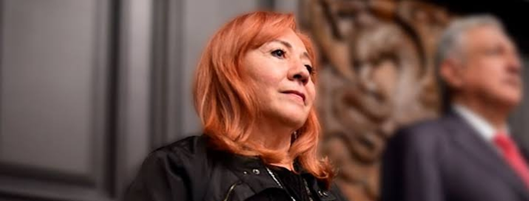 """""""Rosario Piedra no será alcahueta del régimen"""", augura López Obrador"""